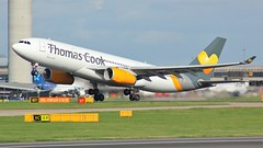 OY-VKF (AnDyMHoLdEn) Tags: thomascook a330 egcc airport manchester manchesterairport 23r