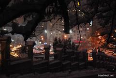 Засніжений зимовий Київ 372 InterNetri.Net Ukraine