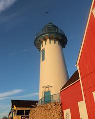 001 Lighthouse at Marina Del Rey Fisherman's Village (saschmitz_earthlink_net) Tags: 2018 california marinadelrey boat parade marinadelreyboatparade christmasparty suez