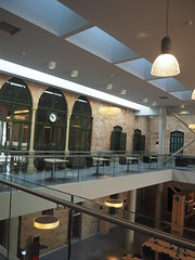 Visite de la bibliothèque nationale du Liban, 17 décembre 2018, Beyrouth