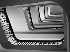 upward (Al Fed) Tags: 20181111 athen athens greece pattern stairs staircase light upwards