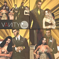 Vanity Poses - Super Couple Pack (V ♪) Tags: vp vanityposes smoothtransitionposes coupleposes romanticposes bentoposes posefair posefair2019 pf2019 secondlife slevents virtualworld 3d