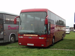 Blakewater Travel of Blackburn AY51FCD (yorkcoach2) Tags: york blackburn blakewatertravel eos ay51fcd racecourse raceday races