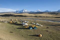 Shishapangma Base Camp (Jamie @project-himalaya.com) Tags: projecthimalaya 2007 2007shishapangma 2007shishapangmaexpedition canoneos5d ef1635mmf28lusm copyrightjamiemcguinness httpprojecthimalayacom shishapangma xizangtibet china