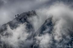 In the Clouds - Yosemite (Olancha Peak) Tags: 2017 lorihibbett nikond800e spring yosemite moonbows reflection velbon waterfall waterfalls
