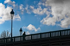 Pont de Sully, Paris, France (o.mabelly) Tags: format plein frame full ff 7rm2 ilce contaxyashica zoom a7 sonnar bridge sony a7rii paris carl zeiss contax yashica ilce7rm2 novoflex cy france pont alpha architecture f28 135mm sully