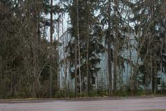 That One Day (pni) Tags: sibbo sipoo nikkilä nickby tree road apartment building house finland suomi pekkanikrus skrubu pni