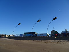 Dune Grass wind sculptures with a cold Northerly wind blowing. (j.a.sanderson) Tags: dunegrass windsculptures northerly wind dunegrasswindsculptures blackpool