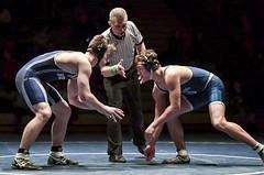 DSC_5638_1 (K.M. Klemencic) Tags: hudson high school wrestlings explorers twinsburg tigers suburban league ohio ohsaa