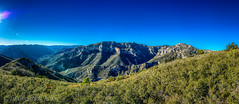 ELS PORTS, LA SENIA (juan carlos luna monfort) Tags: montañas paisaje paisatge landscape cieloazul verde rocas piedras pantanoulldecona panoramica nikond7200 irix15 hdr calma paz tranquilidad