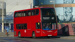 Going The Long Way (londonbusexplorer) Tags: stagecoach london adl enviro 400 19863 lx12czs 422 north greenwich bexleyheath shopping centre tfl buses