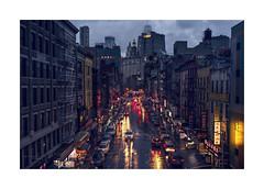 Rainy Night In Chinatown (Nico Geerlings) Tags: ngimages nicogeerlings nicogeerlingsphotography chinatown manhattan eastbroadway night rain raining rainy nyc ny usa newyorkcity fujifilmxt2 xf23mm