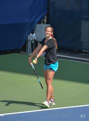 Daria Kasatkina (Carine06) Tags: tennis usopen 2018 flushingmeadows corona newyork practice kt20180826097 dariakasatkina