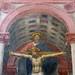 Masaccio, Holy Trinity, detail with Trinity