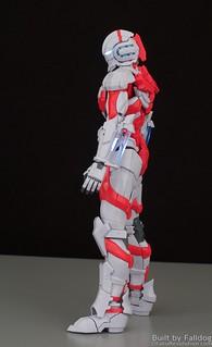 Model Principle Ultraman 24 by Judson Weinsheimer
