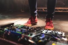 Kurt Vile (Strangelove 1981) Tags: 2018 dublin ireland kurtvile vicarst vicarstreet feet runners live gig concert music band theviolators guitarpedals pedals red
