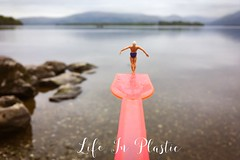 LIFE IN PLASTIC (Pikebubbles) Tags: plastic plasticpollution scotland davidgilliver davidgilliverphotography littlepeople thelittlepeople miniatureart miniart toyart toys toy toyphotographer toyphotography macro trump