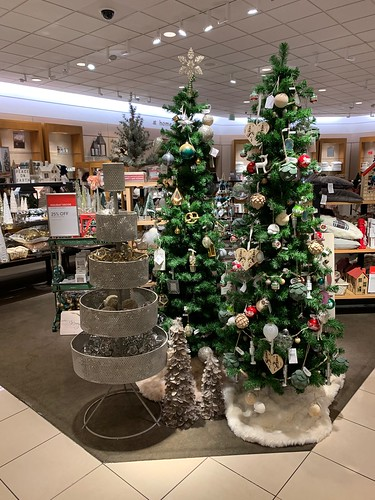 nordstrom christmas decorations department