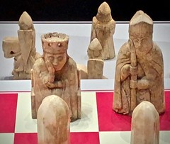 Your Move (@WineAlchemy1) Tags: lewischessmen britishmuseum london uig scotland norway trondheim boardgame chess expression glum wisdom medieval outerhebrides ferocity queen bishop pawn statussymbols ahistoryoftheworldin100objects art