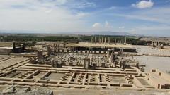 Persepoli (**yukiko**) Tags: persepoli vicino oriente archeologia iran past archaeology ruins persia shiraz cloudy open air sky