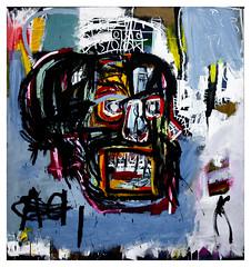 Oeuvre de Jean-Michel Basquiat / Jean-Michel Basquiat's work - Fondation Louis Vuitton - Paris XVI (christian_lemale) Tags: jeanmichel basquiat fondation foundation louis vuitton paris xvi france peintre painter peinture painting nikon d7100 acrilique acrylic