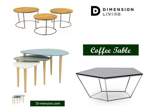 Buy Coffee Table Hong Kong | Di-mension Furniture Shop