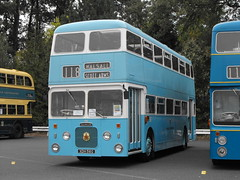 56, XDH 56G, Daimler Fleetline CRC6-36, Northern Counties Body (H51-34D), 1968 (1) (Andy Reeve-Smith) Tags: walsall walsallcorporation westmidlandspte wmpte daimler daimlerfleetline fleetline cummins crc636 56 xdh56g 1968 northerncounties ncme showbus 2018 showbus2018 derbyshire derbys leicestershire leics neleics doningtonpark donington castledonington