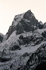Parete N del Pizzo Badile (f.mangili) Tags: soglio pizzo badile cengalo bregaglia svizzera chiavenna alps piuro alpi granito