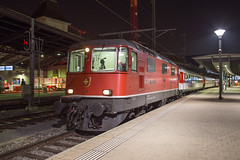 SBB Re 4/4 420 122 Basel SBB (daveymills37886) Tags: sbb re 44 420 122 basel 11122 baureihe