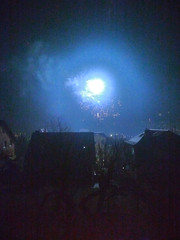 Happy New Year! (hansottoschöttle) Tags: fireworks newyear town