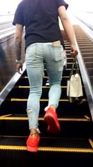 TRIM_20180703_230950s flickr (Mens skinny jeans) Tags: geil hauteng sneakers klasse jeans knalleng