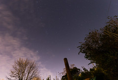November Sky (Tim Bow Photography) Tags: night nightsky pleiades m45 darkskieswales darkskies stars widefieldastrophotography canon timbowphotography timboss81
