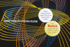 Focusing slide (Pentakrom) Tags: kodak slide focusing
