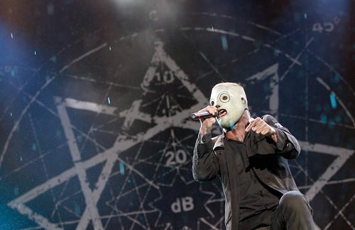 Slipknot fan photo