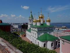 Нижний Новгород (lvv1937) Tags: храм нижнийновгород река волга explore