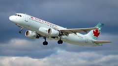 Airbus A320-211 C-FDST Air Canada (William Musculus) Tags: airport spotting plane montreal trudeau yul cyul cfdst air canada airbus a320211 a320200 ac aca william musculus