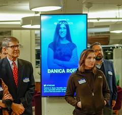 2018.12.05 Danica Roem Reception, Washington, DC USA 08903