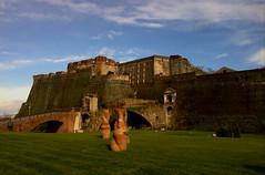Priamar (gianninove66) Tags: fortezza fortress mura wall castello history
