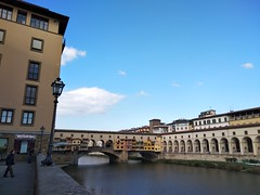 Florence, Italy (Alexanyan) Tags: italia italian italy firenze florence europe arno river bridge touristic travel tourism