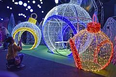 Santa's Grotto (chooyutshing) Tags: santasgrotto interactivedecorations lightedup attractions christmasfestival2018 christmaswonderland themeadows gardensbythebay baysouth marinabay singapore