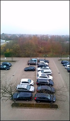 Day 331 (kostolany244) Tags: 3652018 onemonth2018 november day331 27112018 kostolany244 samsunggalaxys5 europe germany geo:country=germany month panorama parking cars 365the2018edition