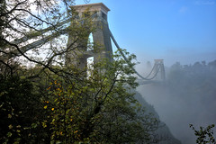 From Point A, To Point A (HiJinKs Media...) Tags: cliftonsuspensionbridge fog morning trees sky sun clouds shadows bristol bridge brunel early weather foggy misty leaves autumn baum alberi ponte clifton cliffs tower towers architecture historic landscape landmarks outside sunny scenery scenic localsites