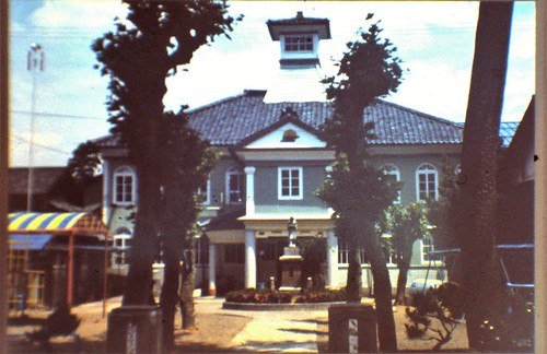 Early Western-styled building in Takefu (Echizen city)