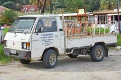 Mitsubishi L300 Pick-Up (Charles Dawson) Tags: mitsubishi mitsubishil300 pickup truck