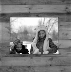 The Window (Moryc Welt) Tags: children yashicamat124 tlr żabiedoły bytom poland silesia europe id68 epsonv600 iscanforlinux homemadesoup diy 6x6 mediumformat