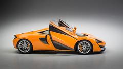 McLaren 570S-10 (M3d1an) Tags: mclaren 570s autoart diecast composite 118 miniature