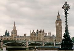 London, Westminster Palace (whs62) Tags: unitedkingdom palaceofwestminster thames tamiza london londyn pałacwestminsterski england anglia westminster zenit helios kodakgold bigben budowle architektura