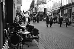 Quest (Bury Gardener) Tags: streetphotography suffolk street streetcandids snaps strangers candid candids people peoplewatching folks 2018 nikond7200 nikon england eastanglia burystedmunds britain bw blackandwhite monochrome mono