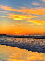 Asilomar State Beach Instagram Sunset (Nancy D. Brown) Tags: asilomarstatebeach asilomar pacificgrove california instagram beach