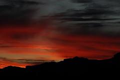 Sunset 1 16 19 #15 (Az Skies Photography) Tags: sun sky skyline skyscape rio rico arizona az riorico rioricoaz arizonasky arizonaskyline arizonaskyscape cloud clouds red orange gold salmon black january 16 2019 january162019 11619 1162019 canon eos 80d canoneos80d eos80d canon80d set sunset dusk twilight nightfall arizonasunset